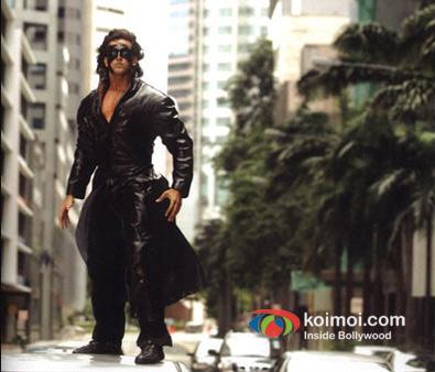 Hrithik Roshan In Krrish Movie Stills