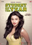 Introducing Alia Bhatt in Student Of The Year Movie Poster