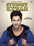 Introducing Varun Dhawan in Student Of The Year Movie Poster