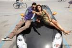 Jackky Bhagnani and Hot Nidhi Subbaiah play the romantic couple in Ajab Gazabb Love Movie Stills