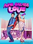 Jackky Bhagnani and Nidhi Subbaiah in Ajab Gazabb Love Movie Poster 1