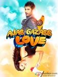 Jackky Bhagnani and Nidhi Subbaiah in Ajab Gazabb Love Movie Poster 3