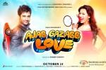 Jackky Bhagnani and Nidhi Subbaiah in Ajab Gazabb Love Movie Poster 4