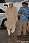 Javed Akhtar At A. K. Hangal (Avtar Kishan Hangal) Prayer Meet