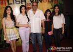 Jhanvi Kapoor, Sridevi, Boney Kapoor At English Vinglish Movie Trailer Launch