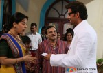 Juhi Chawla, Hrithik Roshan (Main Krishna Hoon Movie Stills)