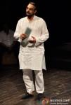 Kabir Bedi At A. K. Hangal (Avtar Kishan Hangal) Prayer Meet