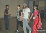 Kareena Kapoor And Saif Ali Khan Return From Paris
