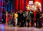 Madhuri Dixit, Farah Khan, Karan Johar, Remo D'souza, Boman Irani Promote Shirin Farhad Ki Toh Nikal Padi Movie On The Sets Of Jhalak Dikhhla Jaa