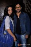 Maria Goretti and Arshad Warsi At Malti Bhojwani's 'Don't Think Of A Blue Ball' Book Launch