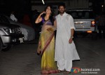 Mini Mathur, Kabir Khan At Salman Khan's Eid Party