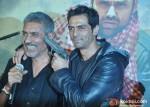 Prakash Jha, Arjun Rampal At Chakravyuh Movie Trailer Launch