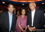Prashant Nair, Ranjan Mathai At Delhi In A Day Movie Screening