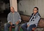 Prem Chopra, Salim Khan At Shirin Farhad Ki Toh Nikal Padi Movie Special Screening At Cinemax