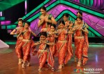 Raghav and Team On The Sets Of DID Litle Masters