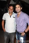 Rahat Kazmi and Vinod Dixit Shoots For Love Kiya Aur Lag Gayi Movie