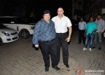 Rahul Rawail, Puneet Issar At Salman Khan's Eid Party