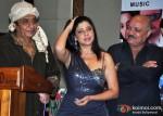 Ranjeet, Sambhavna Seth, Arun Bakshi At Qayamat Hi Qayamat Movie Music Launch
