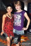 Rashmi Pitre and Bobby Darling At Peninsula Restaurant
