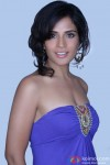 Richa Chadda Hot in a blue gown