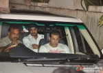 Sajid And Salman Khan Watches The Expendables 2 Movie