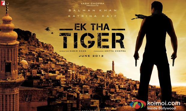 Salman Khan In Ek Tha Tiger Movie Wallpaper
