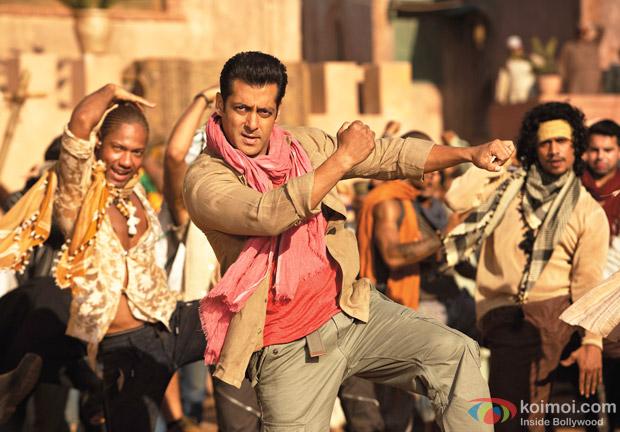 Salman Khan Ek Tha Tiger Movie Stills