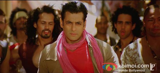 Salman Khan (Ek Tha Tiger Movie Stills )