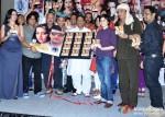 Sambhavna Seth, Vicky, Arun Bakshi, Ranjeet At Qayamat Hi Qayamat Movie Music Launch