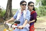 Sanjay Mishra and Hrishita Bhatt In ( Ammaa Ki Boli Movie Stills)