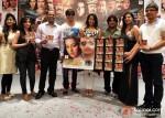 Santosh Chopra, Sagar, Ester, Vicky, Sambhavna Seth, Roshan Kumar At Qayamat Hi Qayamat Movie Music Launch