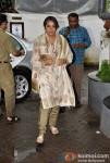 Shabana Azmi At A. K. Hangal (Avtar Kishan Hangal) Prayer Meet
