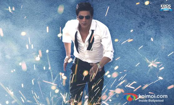 Shah Rukh Khan In Ra.One Movie Stills