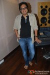 Shamir Tandon At Indian Idol 6 - The Fabulous Four Recording