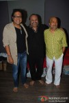 Shamir Tandon, Leslie Lewis, Sameer At Indian Idol 6 - The Fabulous Four Recording