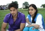 Shekhar Singh, Priyal Patil In (Ammaa Ki Boli Movie Stills)