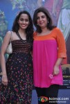 Shweta Pandit, Farah Khan Promote Joker Movie