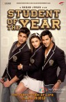 Sidharth Malhotra, Alia Bhatt and Varun Dhawan college students in Student of the Year Movie Poster
