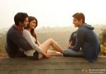 Sidharth Malhotra, Alia Bhatt and Varun Dhawan form the trio of closest friends in Student of the Year Movie Stills