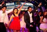 Sidharth Malhotra, Alia Bhatt and Varun Dhawan shaking a leg in Student Of The Year Movie Stills