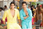 Sidharth Malhotra and Varun Dhawan The two dude's in Student Of The Year Movie Stills