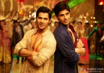 Sidharth Malhotra and Varun Dhawan the two handsome dudes in Student of the Year Movie Stills