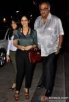 Sridevi, Boney Kapoor At Shirin Farhad Ki Toh Nikal Padi Movie Special Screening At Cinemax