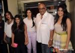 Sridevi, Boney Kapoor, Jhanvi Kapoor At English Vinglish Movie Trailer Launch