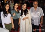 Sridevi, Sonam Kapoor, Boney Kapoor At Shirin Farhad Ki Toh Nikal Padi Movie Special Screening At Cinemax