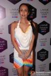 Suchitra Pillai At Lakme Fashion Week 2012