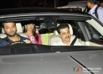 Sunny Dewan, Karisma Kapoor, Sanjay Kapoor At Salman Khan's Eid Party