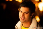 Varun Dhawan is the new chocolate boy of Bollywood Student Of The Year Movie Stills