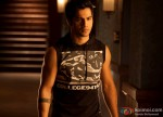 Varun Dhawan looks killer in Black Student Of The Year Movie Stills