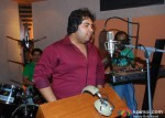 Vipul Mehta At Indian Idol 6 - The Fabulous Four Recording
